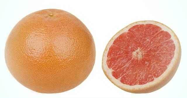 Какие витамины содержатся в грейпфруте