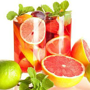 Грейпфрут для похудения - как есть на ночь, сок грейпфрута
