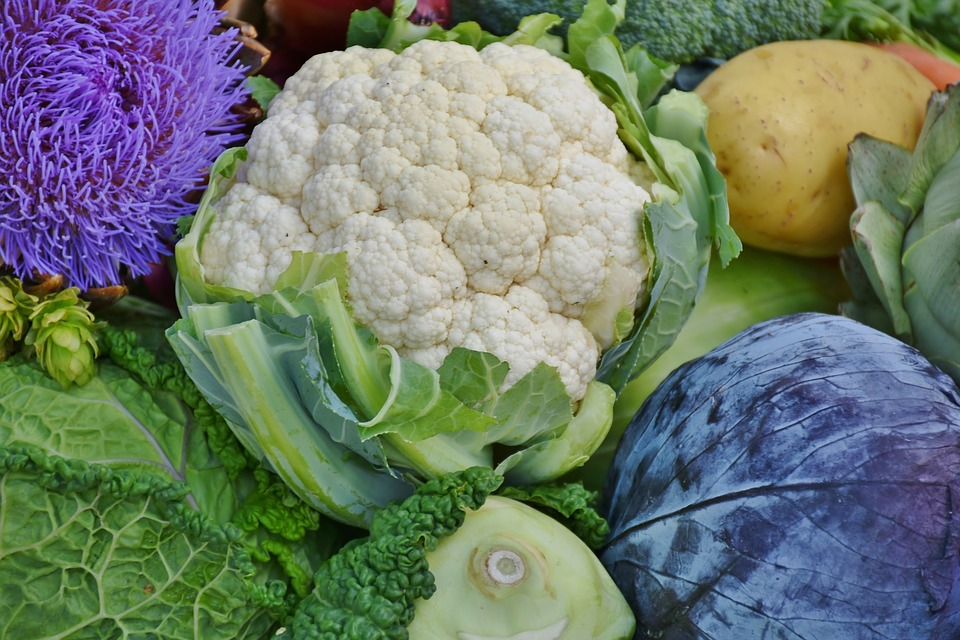 Как выбрать цветную капусту