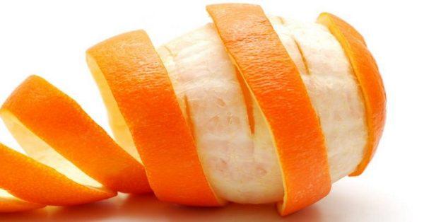 Можно ли есть цедру апельсина