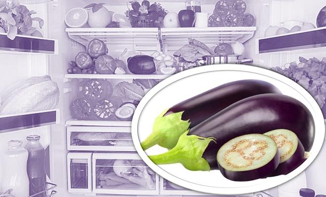 Где и как хранить баклажаны в домашних условиях: в квартире, доме, погребе, холодильнике