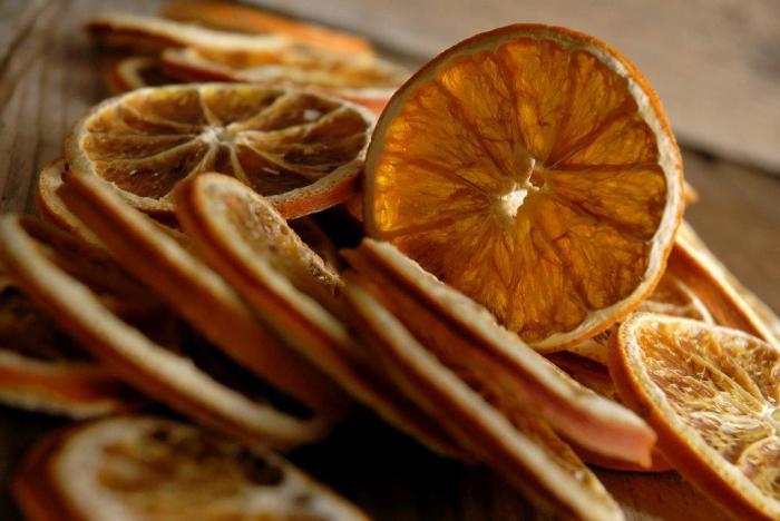 Как засушить лимон для декора