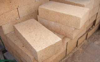 Особенности, виды и применение печных кирпичей