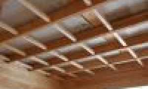 Какой должна быть толщина утеплителя на потолке: правила расчета