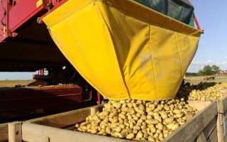 Описание моделей картофелеуборочных комбайнов