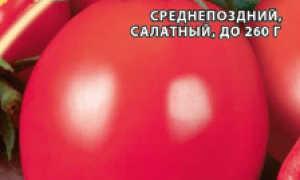 Семена Tomato Pink Dessert, 0,2 г, Гавриш, Семена от автора по цене 35 руб