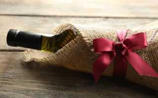 Как выбрать алкогольный напиток в подарок