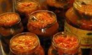 Рецепты из баклажанов на зиму – рецепты с фото (84 рецепта из баклажанов на зиму)