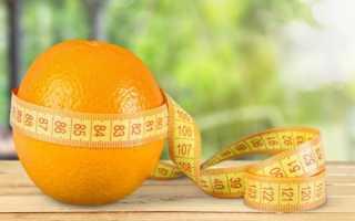 Как похудеть на апельсиновой диете