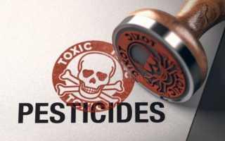 Химические средства борьбы с болезнями леса
