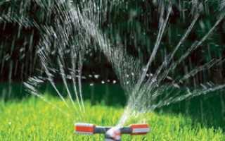 Системы полива: сорта, недостатки и недостатки, собственные