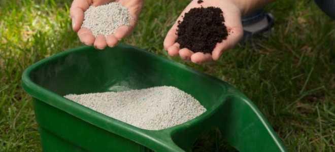 Правила смешивания и применения минеральных удобрений