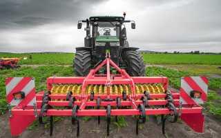 Описание навесного оборудования для сельского хозяйства